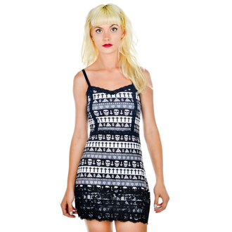 robe pour femmes TOO FAST - Curse - Evil Aztec, TOO FAST