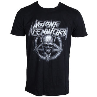 tee-shirt métal pour hommes Asking Alexandria - Death Metal - LIVE NATION, LIVE NATION, Asking Alexandria