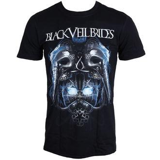 tee-shirt métal pour hommes Black Veil Brides - Metal Mask - LIVE NATION, LIVE NATION, Black Veil Brides