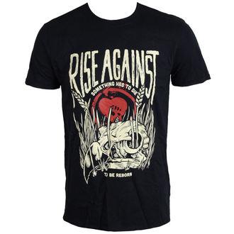 tee-shirt métal pour hommes Rise Against - Vulture - LIVE NATION, LIVE NATION, Rise Against