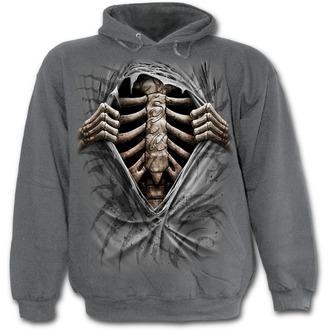 sweat-shirt avec capuche pour hommes - Super Bad - SPIRAL, SPIRAL