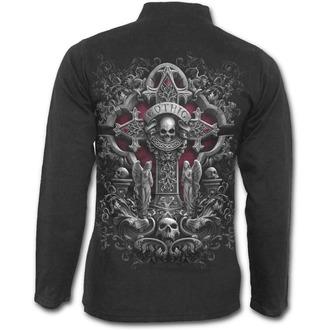 sweat-shirt sans capuche pour femmes - In Goth We Trust - SPIRAL, SPIRAL