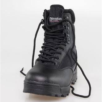 bottes d`hiver pour femmes - BRANDIT - 9017-black