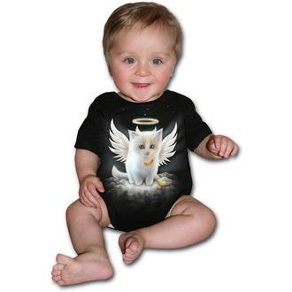 body enfants SPIRAL- Kitty Angel - Noire, SPIRAL