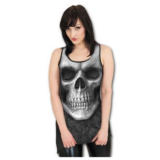 robe pour femmes SPIRAL - Solemin Skull - Noire - S012G056