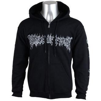 sweat-shirt avec capuche pour hommes Cradle of Filth - Hammer Of The Witches - RAZAMATAZ, RAZAMATAZ, Cradle of Filth