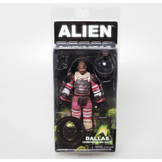 figurine ALIEN - DAL LAS - Compression Suit, NECA, Alien - Vetřelec
