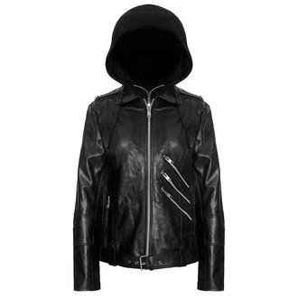 veste en cuir pour hommes - Moody - KILLSTAR, KILLSTAR