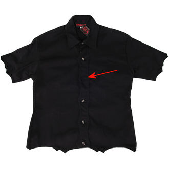 chemise pour hommes ADERLASS - Bat Brief - ENDOMMAGÉE, ADERLASS