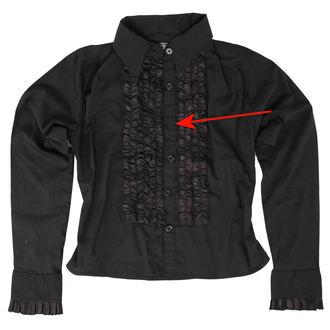 chemise pour femmes BAT ATTACK - Noire, BAT ATTACK