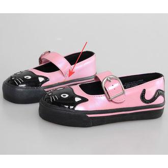 chaussures enfants TUK- Rose / Noir - ENDOMMAGÉ, NNM