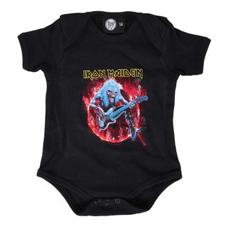 body enfants Iron Maiden - FLF - Noire - Metal-Kids, Metal-Kids, Iron Maiden