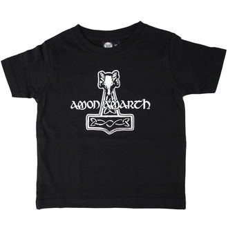 tee-shirt métal enfants Amon Amarth - Hammer - Metal-Kids