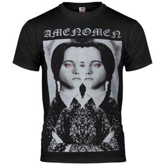 tee-shirt pour hommes AMENOMEN - Evil Girl - BLK - KOMEN031