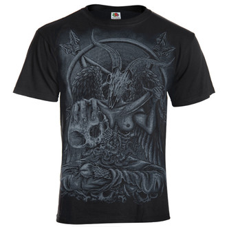 t-shirt hardcore pour hommes - Demon - AMENOMEN - OMEN023KM