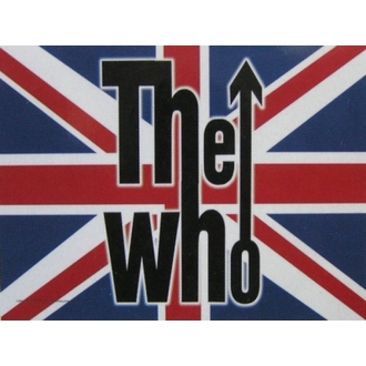 drapeau The Who - UK, HEART ROCK, Who