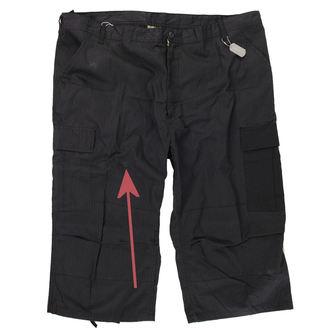 3/4 pantalon pour hommes ROTHCO - Capri - NOIRE - ENDOMMAGÉ, ROTHCO