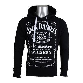 sweat-shirt avec capuche pour hommes Jack Daniels - Black - JACK DANIELS, JACK DANIELS