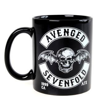 tasse Avenged Sevenfold - Deathbat Crest - ROCK OFF, ROCK OFF, Avenged Sevenfold