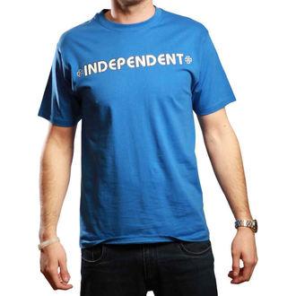tee-shirt street pour hommes - Bar Cross - INDEPENDENT - ITSBA, INDEPENDENT