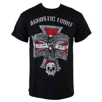 tee-shirt métal pour hommes Agnostic Front - Les Crew - RAGEWEAR, RAGEWEAR, Agnostic Front