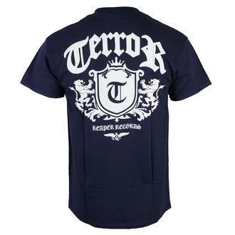 tee-shirt métal pour hommes Terror - Lion Crest - RAGEWEAR, RAGEWEAR, Terror