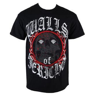 tee-shirt métal pour hommes Walls of Jericho - Diamont Skull - RAGEWEAR, RAGEWEAR, Walls of Jericho