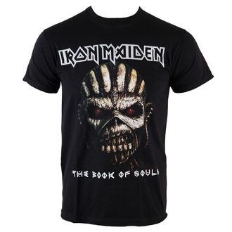 tee-shirt métal pour hommes Iron Maiden - Book Of Souls - ROCK OFF - IMTEE44MB