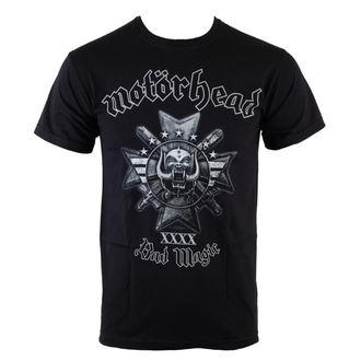 tee-shirt métal pour hommes Motörhead - Bad Magic - ROCK OFF