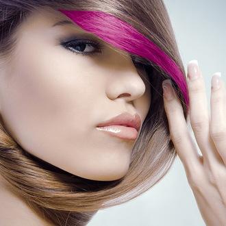 coloration (mascara) pour cheveux STAR GAZER - UV Rouge, STAR GAZER