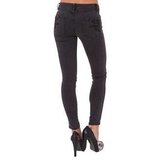 pantalon pour femmes METAL MULISHA - Wicked Stitch, METAL MULISHA