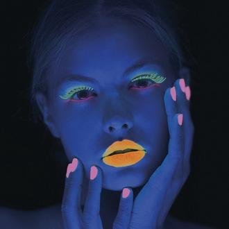 mascara STAR GAZER - UV Neon Jaune, STAR GAZER