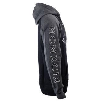 sweat-shirt avec capuche pour hommes - Burn - METAL MULISHA