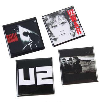 épinglettes U2, C&D VISIONARY, U2