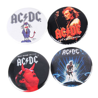 épinglettes AC / DC - Logo, C&D VISIONARY, AC-DC