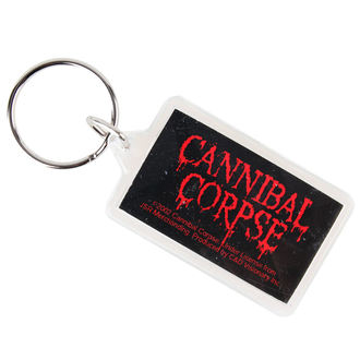 porte-clés (pendentif) Cannibal Corpse - Logo, C&D VISIONARY, Cannibal Corpse
