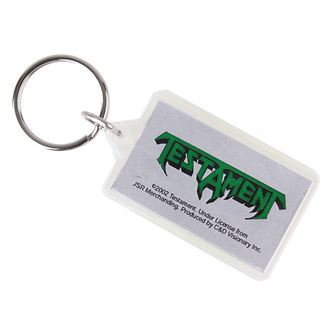 porte-clés (pendentif) Testament - Logo, C&D VISIONARY, Testament