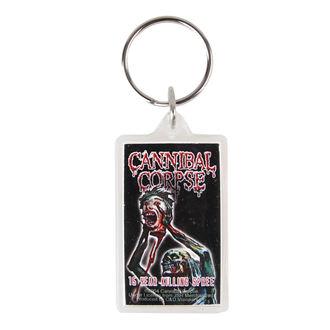 porte-clés (pendentif) Cannibal Corpse - Fête, C&D VISIONARY, Cannibal Corpse