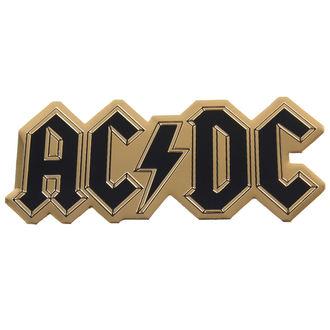 étiquette moyennes AC / DC - Logo - S-7615-M
