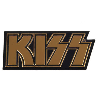 étiquette petit Kiss - Logo, C&D VISIONARY, Kiss