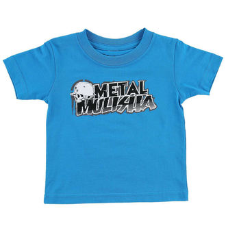 tee-shirt street enfants - Iconic Infants - METAL MULISHA, METAL MULISHA