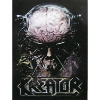 drapeau Kreator - Enemy Of God, HEART ROCK, Kreator