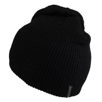 bonnet NOIRE CRAFT - Knit Beanie, BLACK CRAFT