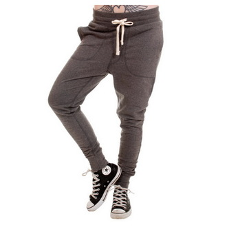 pantalon unisexe (survêtement) 3RDAND56th - Carrot Fit Jogger - Anthrax, 3RDAND56th