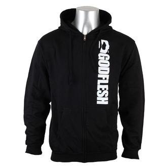 sweat-shirt avec capuche pour hommes Godflesh - Logo - RELAPSE, RELAPSE, Godflesh