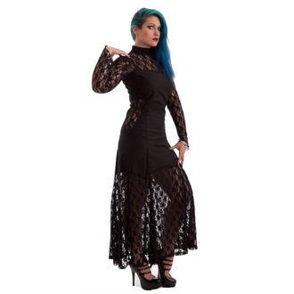 robe pour femmes NECESSARY EVIL -Nefetari Twill - Noire, NECESSARY EVIL