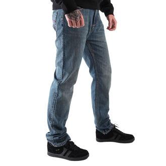 pantalon pour hommes (jean) GLOBE - Coverdale - Dirty Wood, GLOBE