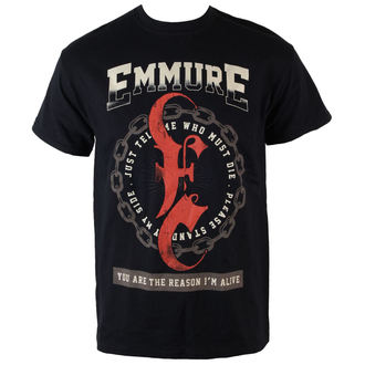 tee-shirt métal pour hommes Emmure - Deadpool - VICTORY RECORDS, VICTORY RECORDS, Emmure