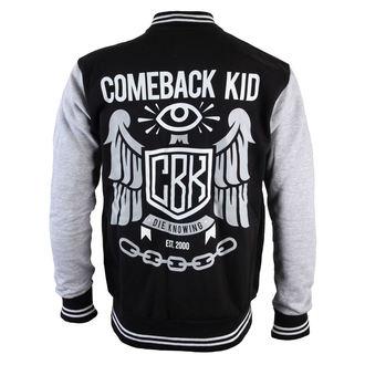 sweat-shirt sans capuche pour hommes Comeback Kid - Comeback Kid - VICTORY RECORDS, VICTORY RECORDS, Comeback Kid