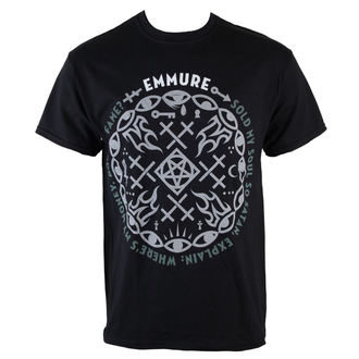 tee-shirt métal pour hommes Emmure - Money Power Fame - VICTORY RECORDS, VICTORY RECORDS, Emmure